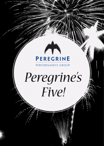 Peregrine turns five