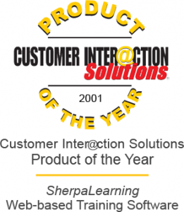 Customer Interaction Solutions Award