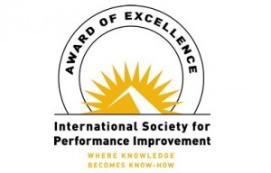 ISPI Award of Excellence
